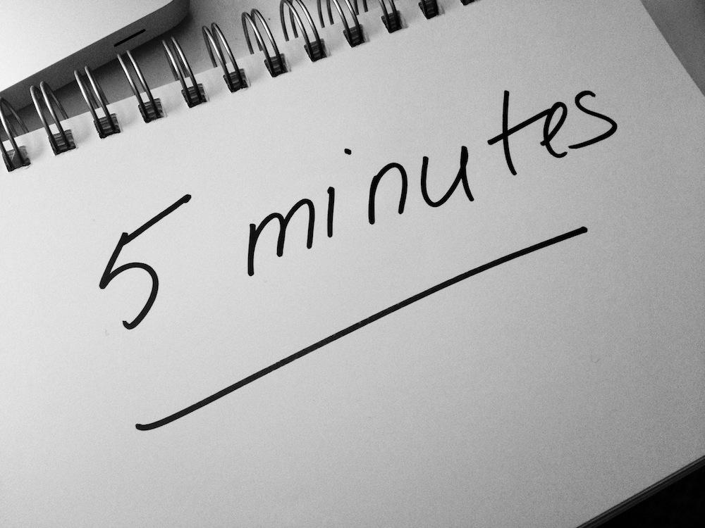 5-Minutes