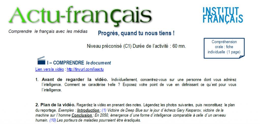 Actu_francais_intelligence